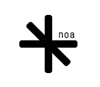 noa* (network of architecture) - Logo