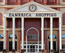 L`America Shopping Center
