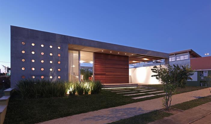 casa madrid residencial galeria da arquitetura