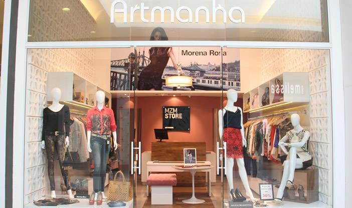050e303cf8bb Loja Artmanha Feminina - Comercial | Galeria da Arquitetura