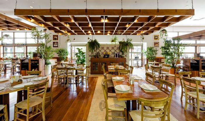 Restaurante maremonti comercial galeria da arquitetura