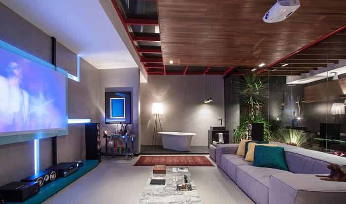 loft do filho mimado residencial galeria da arquitetura