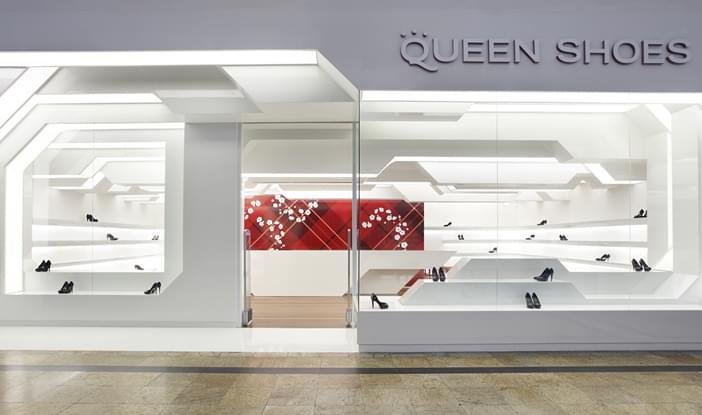 a8c49adb8 Queen Shoes - Comercial | Galeria da Arquitetura