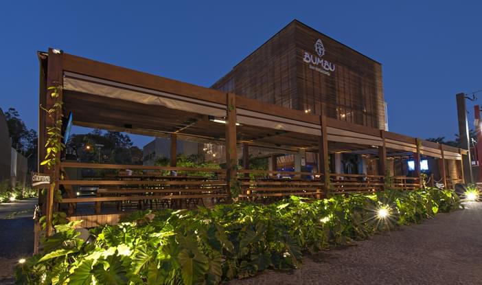 Preferência Bumbu Restaurante - Comercial | Galeria da Arquitetura VJ86