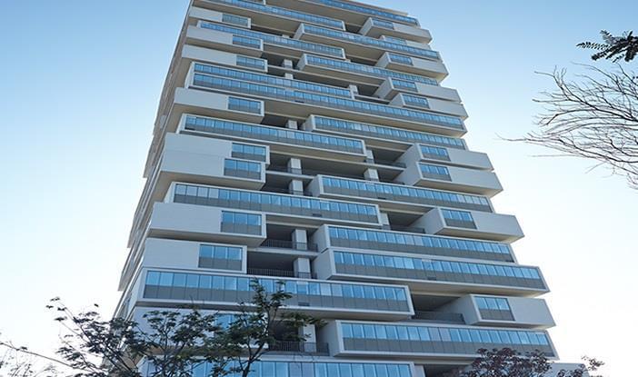 Conhecido Edifício 360° - Residencial | Galeria da Arquitetura SO34