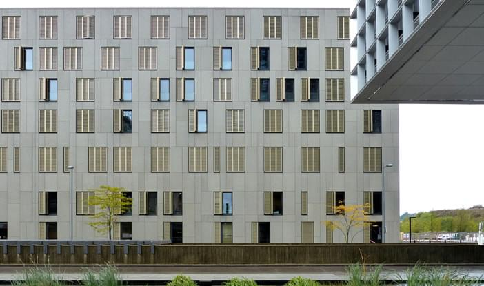 The House of Human Sciences - Universidade de Luxemburgo