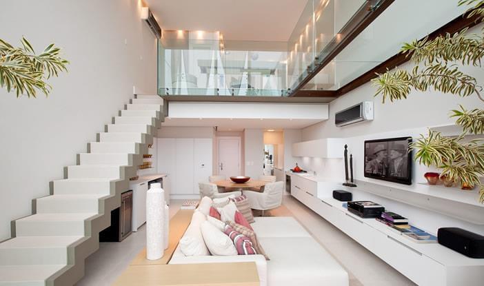 Loft Canajur Residencial Galeria Da Arquitetura