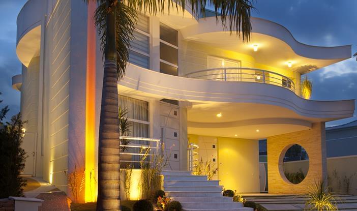 Casa mercury residencial galeria da arquitetura for Fachadas de casas modernas iluminadas