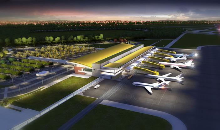 Aeroporto De Vitoria : Novo aeroporto de vitória infraestrutura galeria da