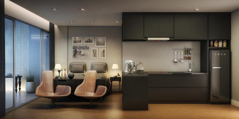 Forma itaim galeria da arquitetura for Studio decoracion
