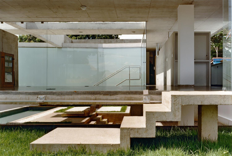 Casa em ribeir o preto galeria da arquitetura - Proteccion para casas ...