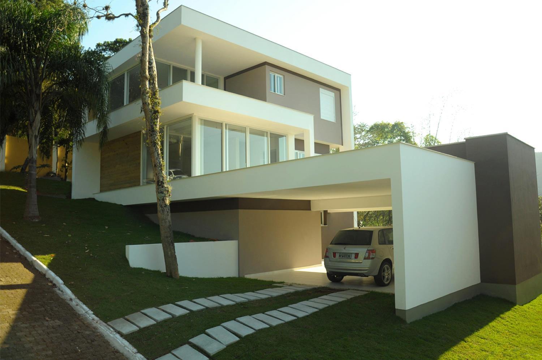 Casa am galeria da arquitetura - Casa con terreno ...