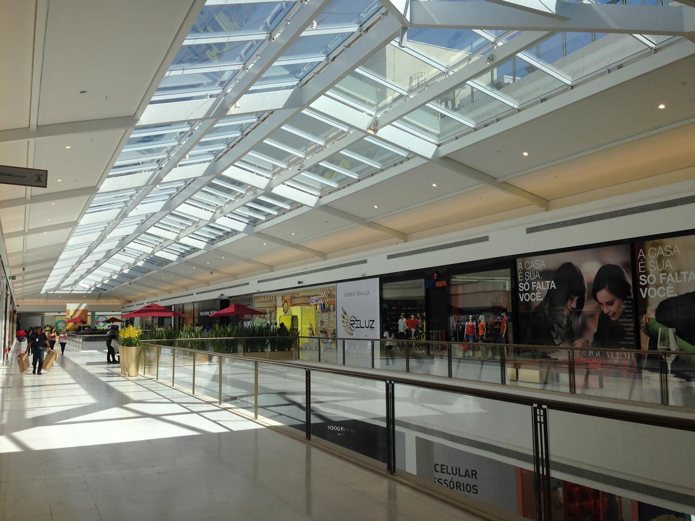 A construção do shopping foi finalizada em abril de 2014  e92d5105769