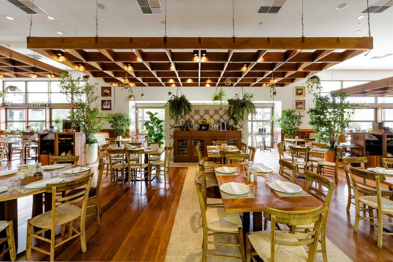 Restaurante Maremonti Galeria Da Arquitetura