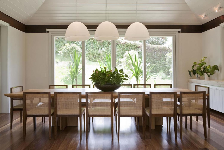 Sala De Jantar Com Janela Grande ~ Casa Porto  Galeria da Arquitetura