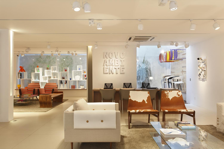 Novo ambiente design ipanema galeria da arquitetura for Ambiente design