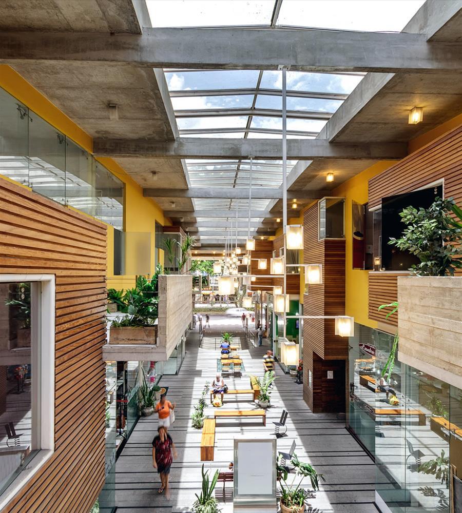 Centro Comercial Galerias: Centro Comercial Vila Katharina