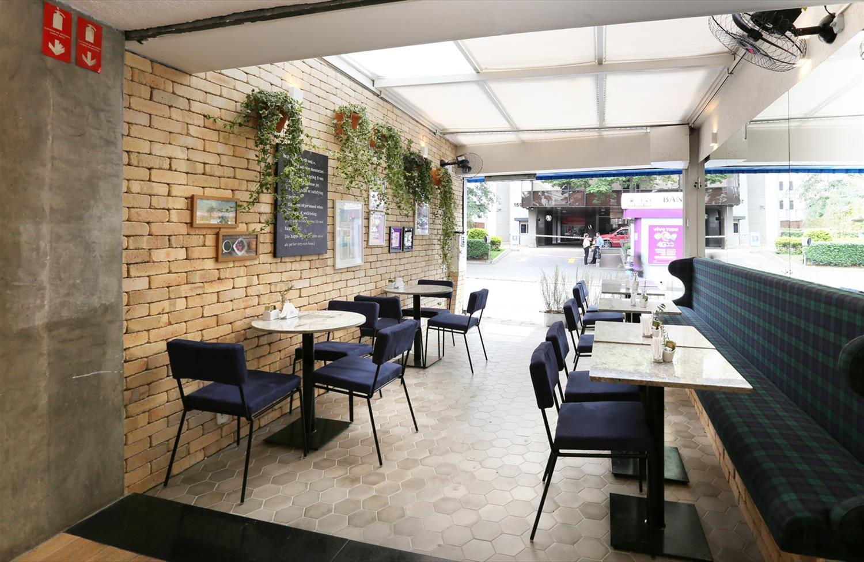 Cafeteria O Caf 233 Galeria Da Arquitetura