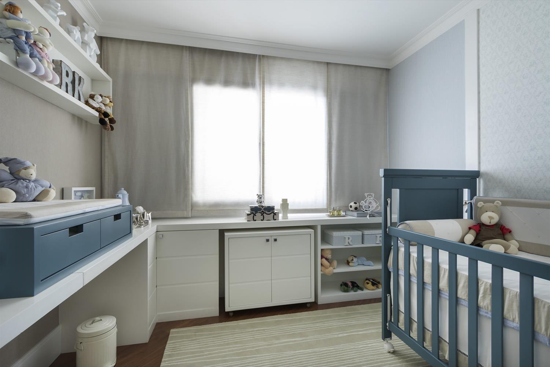 Quarto Do Bebê Galeria Da Arquitetura