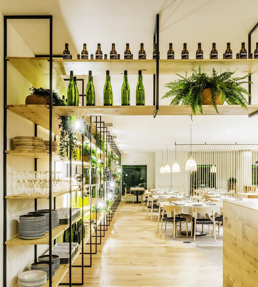 Restaurante atrapallada galeria da arquitetura - Restaurante atrapallada ...
