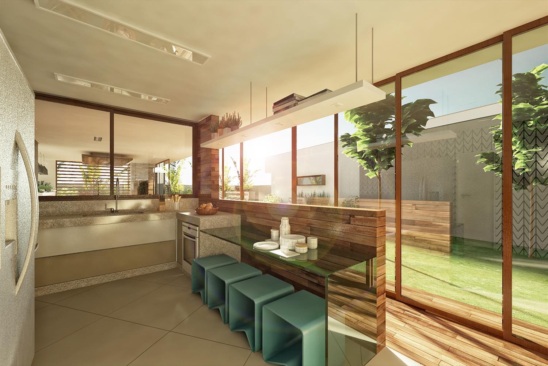 Casa p tio galeria da arquitetura for Modelos de patios para casas