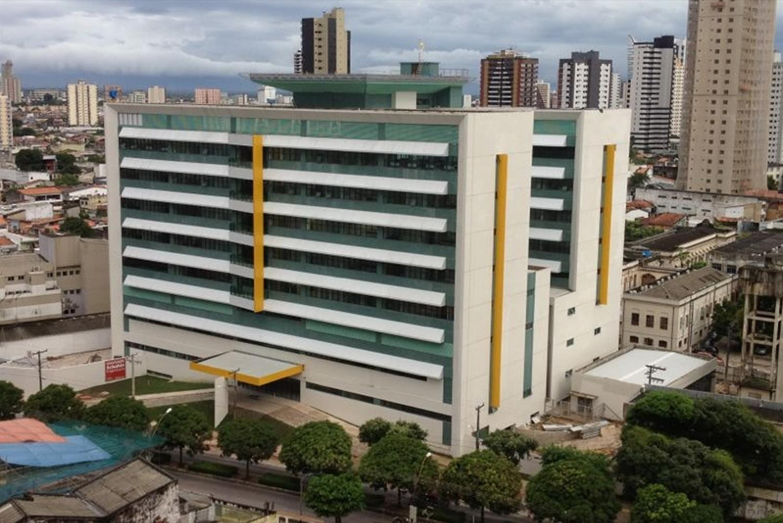 Hospital materno infantil da funda o santa casa de for Piso xose novo freire