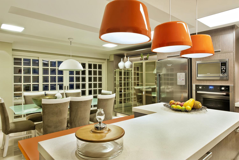 Cozinha Gourmet Galeria Da Arquitetura