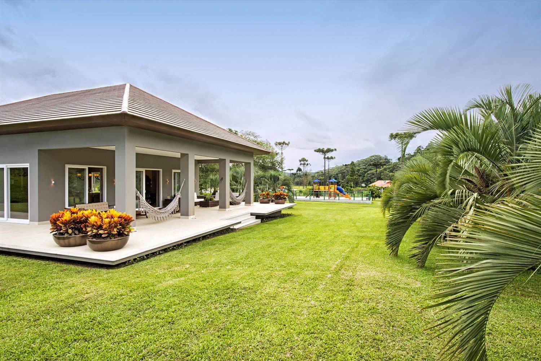 Projeto arquitetônico de moradia unifamiliar com princípios de sustentabilidade 4