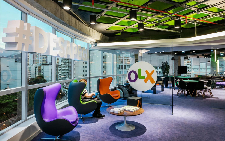 Nova sede da olx galeria da arquitetura reheart Choice Image