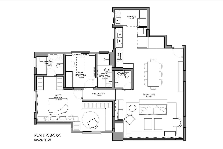 apartamento aspen5715 - Você realmente sabe como utilizar escalas na arquitetura?