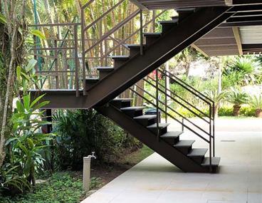 Escadas Externas E Rampas Projetos Arquitetônicos E Referências