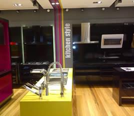 [T[TIPOLOGIA]] - Showroom Tramontina Design Collection - Kitchen Style