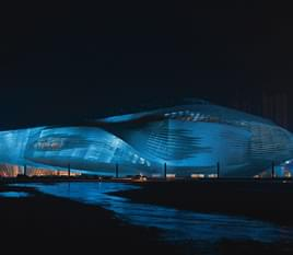[T[TIPOLOGIA]] - Dalian International Conference Center