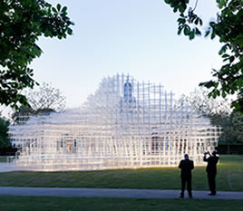 [T[TIPOLOGIA]] - Serpentine Gallery Pavilion