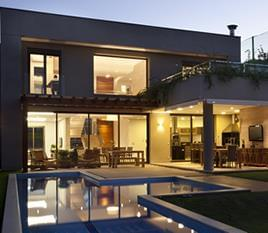 Pupo gaspar arquitetura e interiores galeria da arquitetura - Sublimissime residencia nj pupogaspar arquitetura ...
