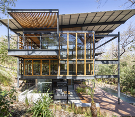 [T[TIPOLOGIA]] - The Jungle Frame House