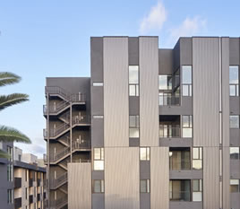 Residencial - The Line Lofts